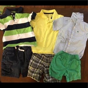 Lot of 3T Dressy Casuals